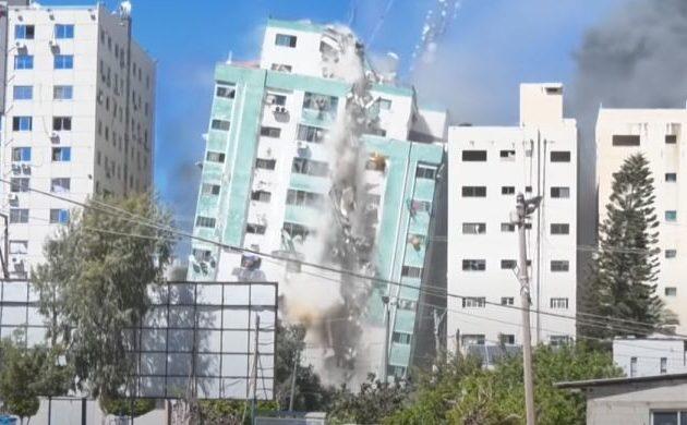Το «Al-Jazeera» κατηγορεί το Ισραήλ για «έγκλημα πολέμου» και «φίμωση των ΜΜΕ»