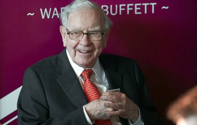 O Αμερικανός μεγιστάνας Γουόρεν Μπάφετ επενδύει στο ελληνικό real estate