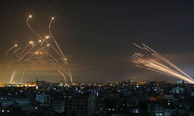 3.000 πυραύλους εκτόξευσε η Χαμάς προς το Ισραήλ
