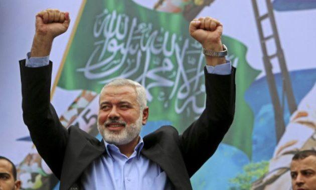 Ισμαήλ Χανίγιε (Χαμάς): «Ναι» στην οριοθέτηση ΑΟΖ μεταξύ Γάζας και Τουρκίας