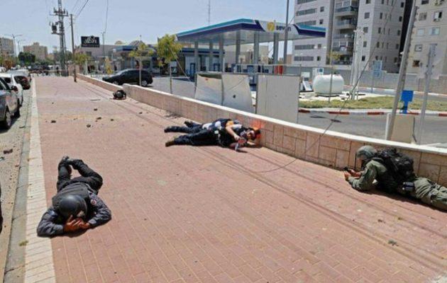 Ισραήλ: 1050 πυραύλους εκτόξευσαν προς το Ισραήλ οι ισλαμιστές τρομοκράτες