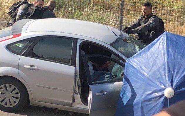 Δείτε τη στιγμή που Παλαιστίνιος τζιχαντιστής πέφτει με αυτοκίνητο πάνω σε Ισραηλινούς αστυνομικούς (βίντεο)