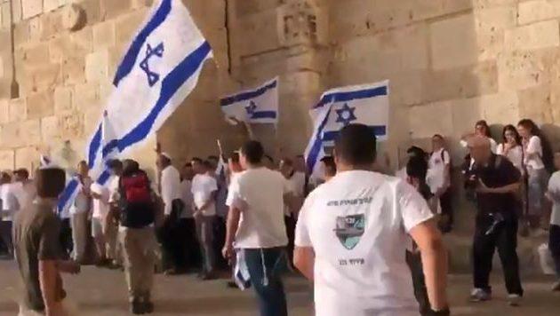 Η Χαμάς βομβαρδίζει με ρουκέτες: Εκκενώθηκε το Τείχος των Δακρύων στην Ιερουσαλήμ