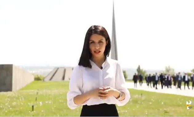 Μαρία Λαζάρεβα (Πρόεδρος Ελλήνων Αρμενίας): Η ατιμωρησία της Τουρκίας την ενθαρρύνει να συνεχίζει να εγκληματεί