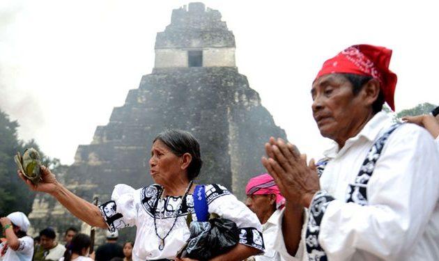 Οι πρόεδροι Μεξικού και Γουατεμάλας ζήτησαν συγγνώμη από τους Μάγια