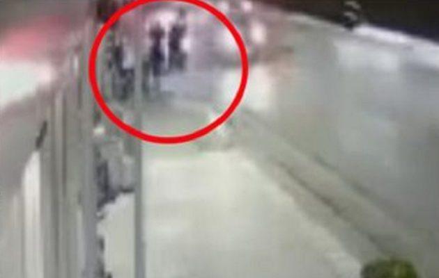 Δολοφονία στη Μεταμόρφωση: Βίντεο-ντοκουμέντο με την εκτέλεση του 58χρονου