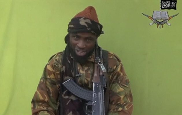 WSJ: Νεκρός ο ηγέτης της Μπόκο Χαράμ Αμπουμπακάρ Σεκάου