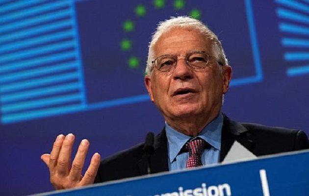 Μπορέλ: Έκτακτη τηλεδιάσκεψη των Ευρωπαίων ΥΠΕΞ για τη σύγκρουση Ισραήλ-Χαμάς