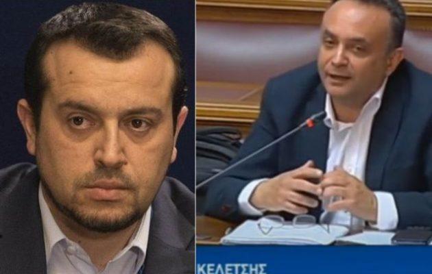 Ο Νίκος Παππάς μηνύει τον Σταύρο Κελέτση μετά την ομολογία του ότι αλλοίωσε τα πρακτικά της Προανακριτικής