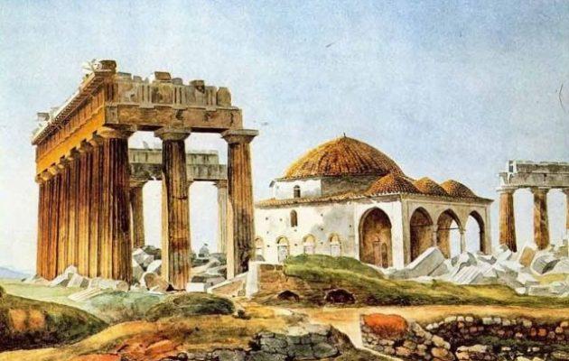 Με αφορμή την ένταση στην Ιερουσαλήμ: Φανταστείτε ο Παρθενώνας να ήταν τζαμί – Θα σας άρεσε;