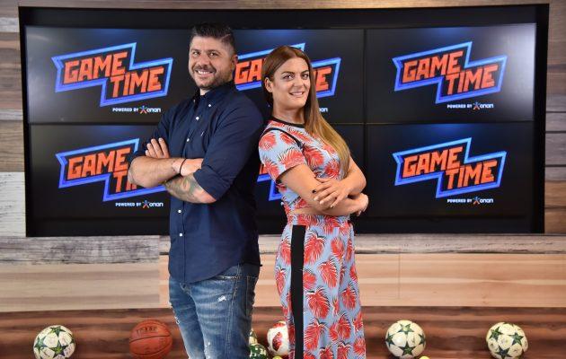 ΟΠΑΠ Game Time: Ο Μιχάλης Σηφάκης κάνει απολογισμό της Super League (βίντεο)