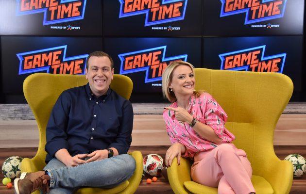 Τελικός Κυπέλλου Ελλάδας με τον Μιχάλη Τσίγκρη στο ΟΠΑΠ GAME TIME (βίντεο)