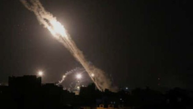 Τρεις ρουκέτες προς το Ισραήλ εκτοξεύτηκαν από το έδαφος της Συρίας