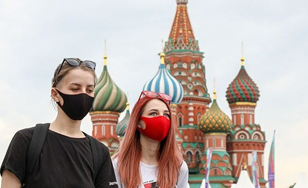Ρωσία: 8.697 νέα κρούσματα και 342 νέοι θάνατοι σε ένα 24ωρο