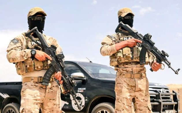 Οι SDF με τους Αμερικανούς συνέλαβαν κορυφαίο ηγέτη του ISIS στην ανατ. Συρία