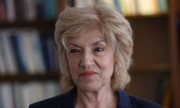 Σία Αναγνωστοπούλου: Η κ. Μενδώνη είναι υπόλογη για την καταστροφή μέλους της Ακρόπολης