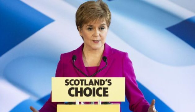 Η Σκωτία θέλει ανεξαρτησία μετά τη σαρωτική εκλογική νίκη SNP και Πράσινων