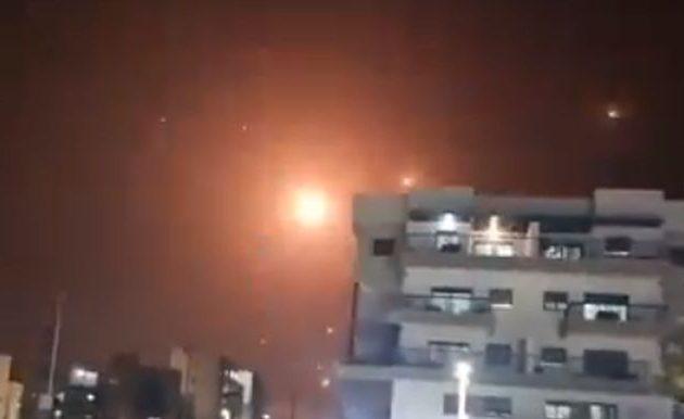 Εντυπωσιακό: Ο «Σιδηρούς Θόλος» καταρρίπτει τη μία πίσω από την άλλη τις ρουκέτες της Χαμάς (βίντεο)