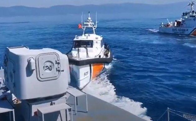Η αναφορά της Frontex «καίει» την Τουρκία: Εχθρικές συμπεριφορές στο Αιγαίο – Προωθεί μετανάστες στην Ελλάδα