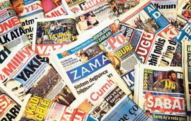 Ελευθερία Τύπου Τουρκία: Μόνο το 5% των ΜΜΕ αντιστέκεται χάρη στο διαδίκτυο