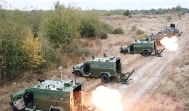 Οι φιλορώσοι κατήγγειλαν ότι τους βομβάρδισαν με όλμους οι Ουκρανοί