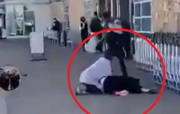 Μαφιόζοι εκτέλεσαν μαφιόζο στο αεροδρόμιο του Βανκούβερ (βίντεο)
