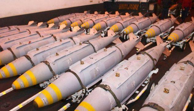 O Μπάιντεν ενέκρινε την πώληση βομβών ακριβείας στο Ισραήλ