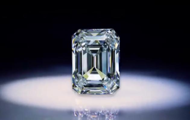 Σε δημοπρασία στη Γενεύη διαμάντι 101 καρατιών – Πόσο θα πωληθεί