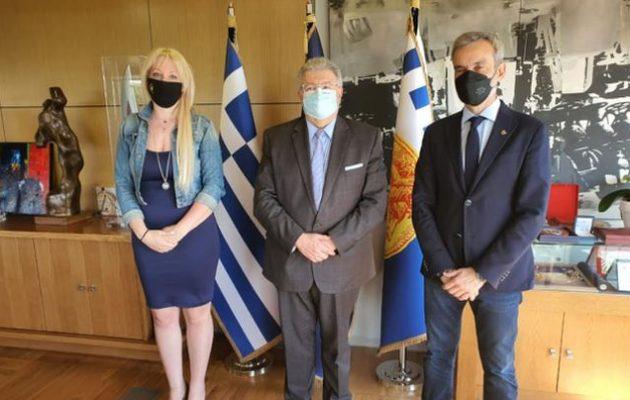 Χρυσουλάκης: «Η Θεσσαλονίκη γίνεται κόμβος πολιτισμού, κόμβος πολιτιστικής διπλωματίας»