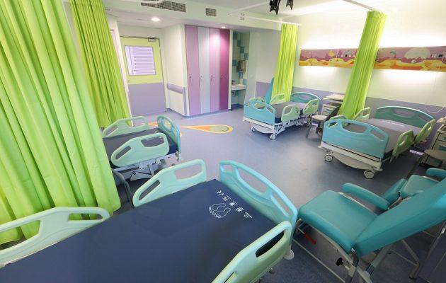 Πώς ο ΟΠΑΠ άλλαξε τα παιδιατρικά νοσοκομεία – Φωτογραφίες και βίντεο πριν και μετά την ανακαίνιση
