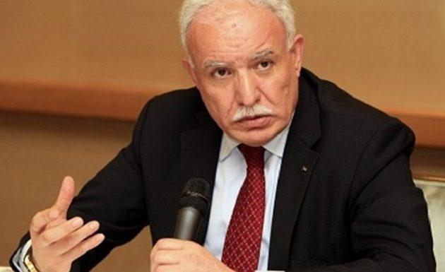 Παλαιστίνιος ΥΠΕΞ: Δεν υπάρχει στο ραντάρ μας οριοθέτηση ΑΟΖ με Τουρκία