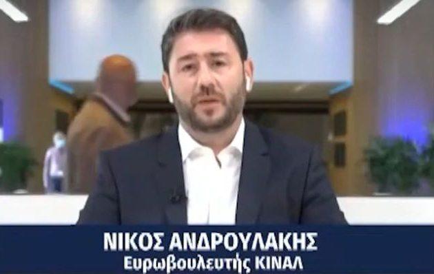 Ανδρουλάκης: «Μιλάτε για πάγωμα προκλήσεων και 20 Ιουλίου ο Ερντογάν θα εγκαινιάζει βάση drone στα Κατεχόμενα»