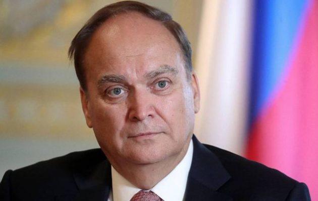 Επιστροφή του Ρώσου πρεσβευτή στην Ουάσιγκτον