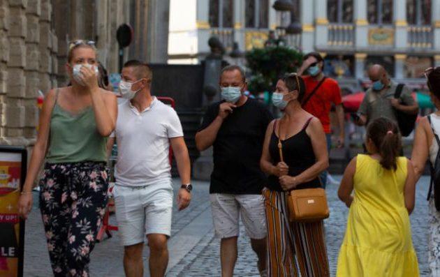 Το Βέλγιο κλείνει τα σύνορα για ταξιδιώτες από τη Βρετανία λόγω μετάλλαξης «Δέλτα»