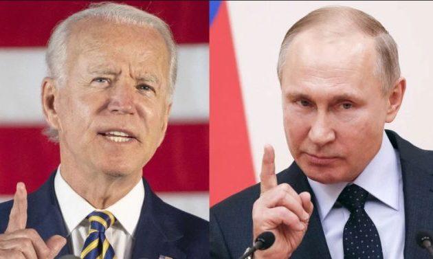 Μπάιντεν: Οι σχέσεις των ΗΠΑ και της Ρωσίας βρίσκονται στο «ναδίρ» τους