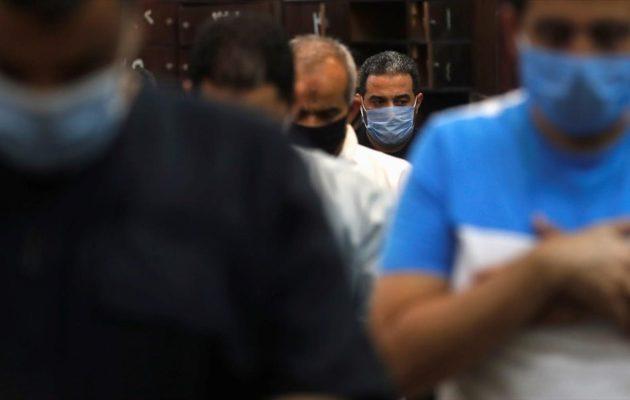 Αιγύπτιος αξιωματούχος προειδοποιεί για τέταρτο κύμα τον Σεπτέμβριο