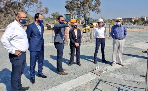 Χτίζεται το CYCLOPS στην Κύπρο – Αμερικανίδα πρέσβης: Κοινή δέσμευση για σταθερότητα, ασφάλεια και ευημερία