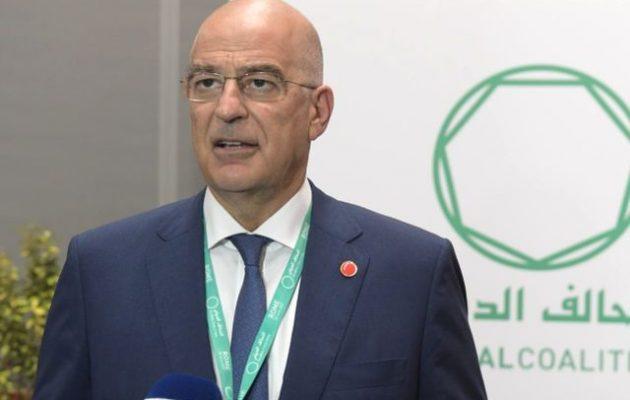 Δένδιας: Συρία και Λιβύη είναι δύο χώρες που μας ενδιαφέρουν – Να δώσουμε βάρος και στην Υποσαχάρια Αφρική