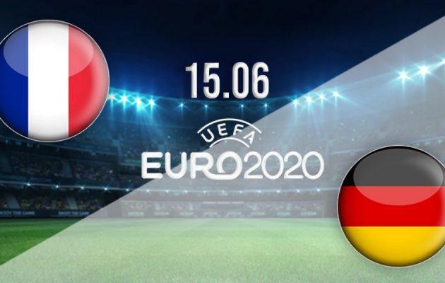 Γκολ στο Ευρωπαϊκό με τον ΟΠΑΠ – Τα σκορ που βλέπουν οι Μολό και Μαυροπάνος για τον αγώνα Γαλλία-Γερμανία (βίντεο)