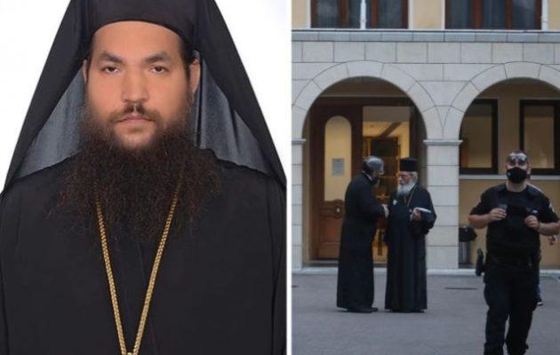 Αυτός είναι ο ιερέας που επιτέθηκε με βιτριόλι στους Μητροπολίτες