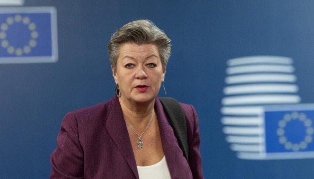 Ίλβα Γιόχανσον: Η Τουρκία να αποδείξει ότι τηρεί τη συμφωνία για το μεταναστευτικό