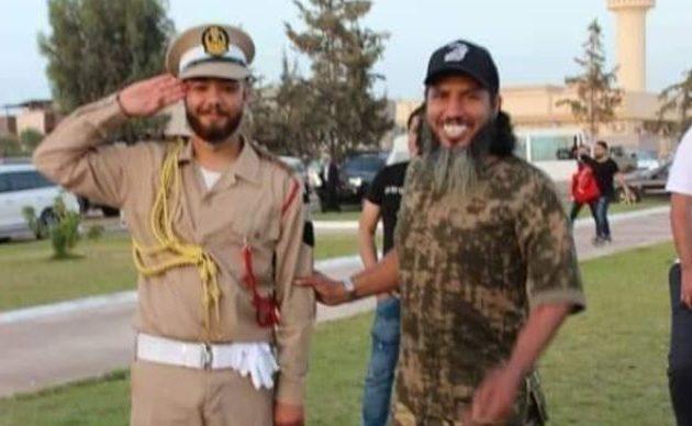 Λιβύη: Ο Ντμπεϊμπά σε στρατιωτική ορκωμοσία στη Μισράτα «παρέα» με την Αλ Κάιντα