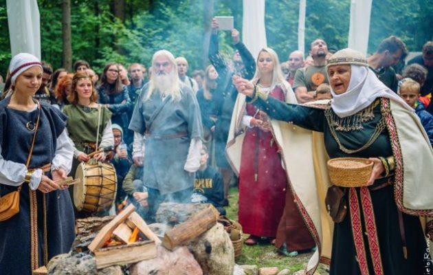 Το Ευρωπαϊκό Δικαστήριο Ανθρωπίνων Δικαιωμάτων δικαίωσε τη Λιθουανική Εθνική Θρησκεία