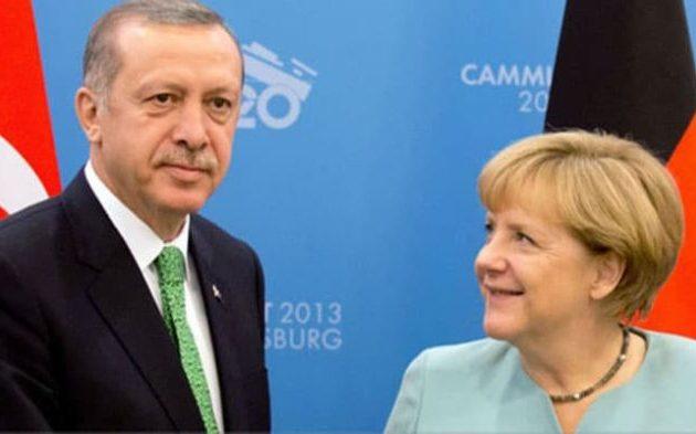 Μέρκελ και Ούρσουλα στις υπηρεσίες του Ερντογάν – Γερμανικές εφημερίδες αποκαλύπτουν το βρόμικο γερμανικό παιχνίδι