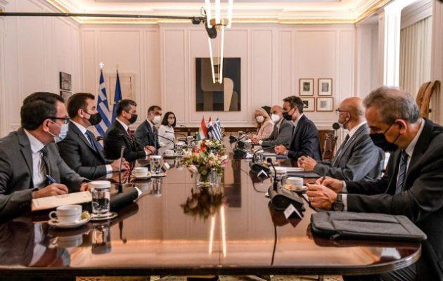 Ο Μητσοτάκης θα επισκεφθεί το ιρακινό Κουρδιστάν με Έλληνες επιχειρηματίες