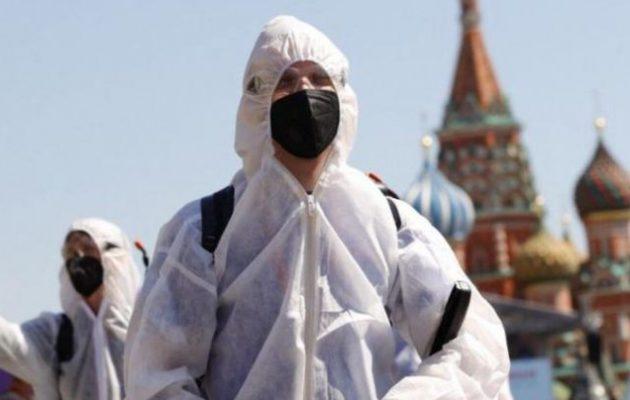 Μόσχα: Εμβολιασμένοι κόλλησαν την παραλλαγή «Δέλτα»