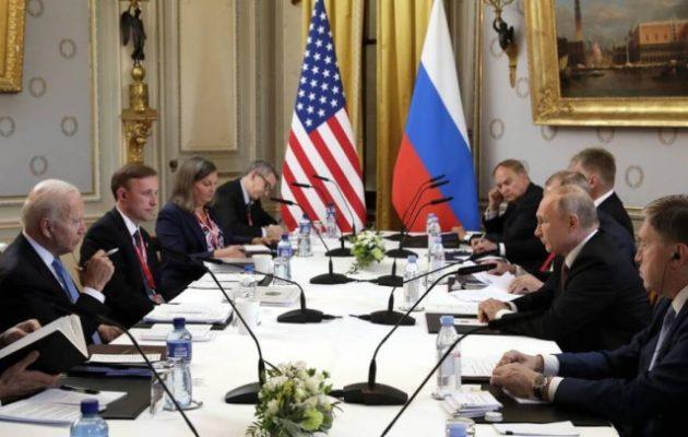 Πούτιν: Είναι επαγγελματίας ο Μπάιντεν – Δεν του ξεφεύγει τίποτα