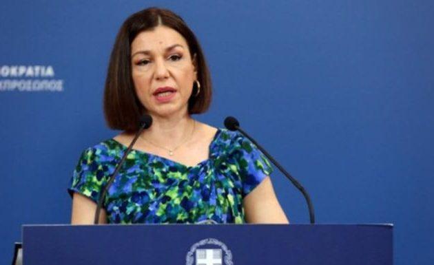 Πελώνη: Ικανοποιημένη η Ελλάδα από το κείμενο συμπερασμάτων – Τι είπε για τη «Δέλτα»