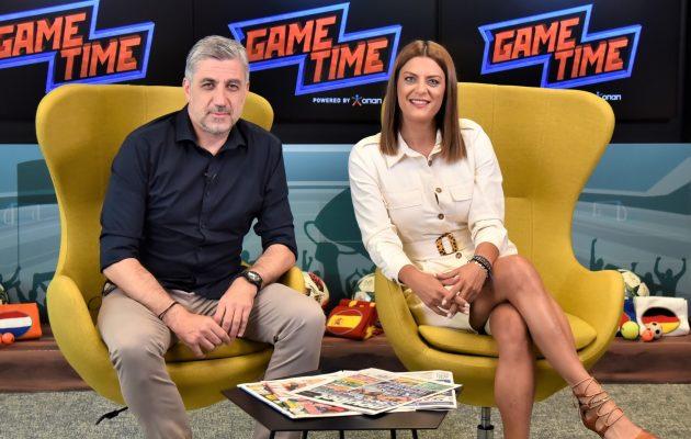 ΟΠΑΠ Game Time: Ξεκινά το Ευρωπαϊκό! Ο Κώστας Κωνσταντινίδης μιλά για την πρεμιέρα (βίντεο)