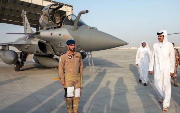 Το Κατάρ παραχωρεί «Mirage» και «Rafale» στην Τουρκία ενάντια στην Ελλάδα